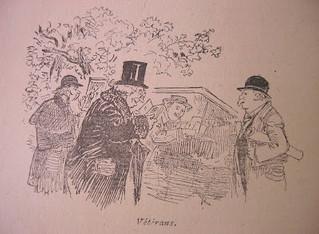 Quelques silhouettes des quais par Charles Dodeman (1920) - Première partie