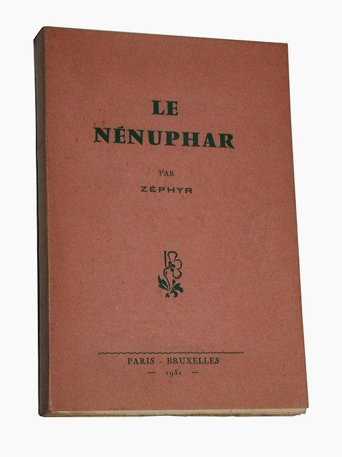 Le Nénuphar d'Alphone Momas. Réimpression par Eric Losfeld (1951)