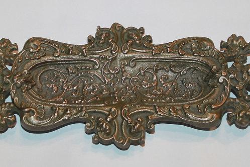 Porte plume vide poche bronze Fonderies Firminy 1902 Loire