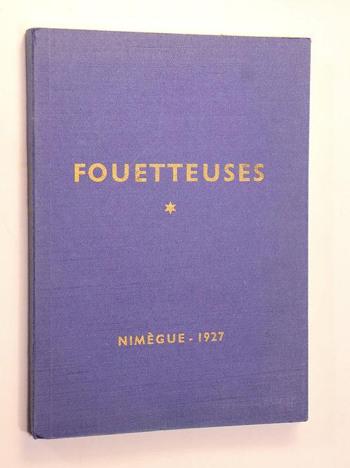 Alphonse Momas. Fouetteuses. Eric Losfeld, 1955 (1901). 10 illustrations. Rare