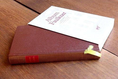 1995 Bibliothèque Pléiade Album William Faulkner iconographie Gallimard