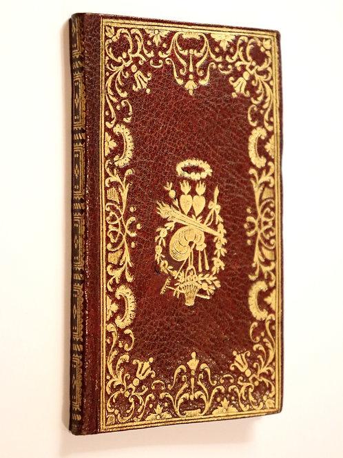 Fabliau. De la Bonne Royne et d'un sien Curé. 1782. Maroquin. Très rare.