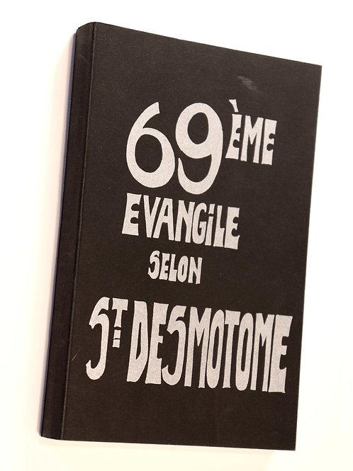 Moro. 69ème évangile selon St-Demostome (1974). Chansons. Rare erotica illustré.