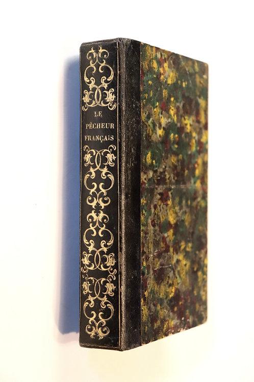 C. Kresz. Le Pêcheur Français. Deuxième édition (1830). Pêche à la mouche