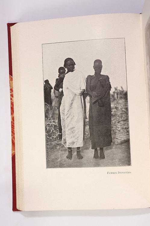 Colonel Baratier. A travers l'Afrique. 1910. Sénégal, Côte d'Ivoire, Soudan, etc