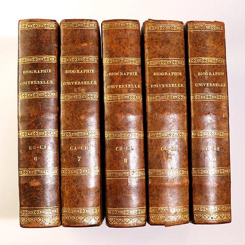 Louis-Gabriel Michaud. Biographie Universelle (1811-1828). Edition originale
