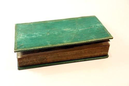 Madame de Pompadour. Lettres (1772). Correspondance apocryphe. Reliure en vélin