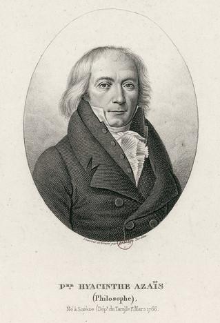Un auteur, un livre : Hyacinthe Azaïs et Des compensations dans les destinées humaines (1809).