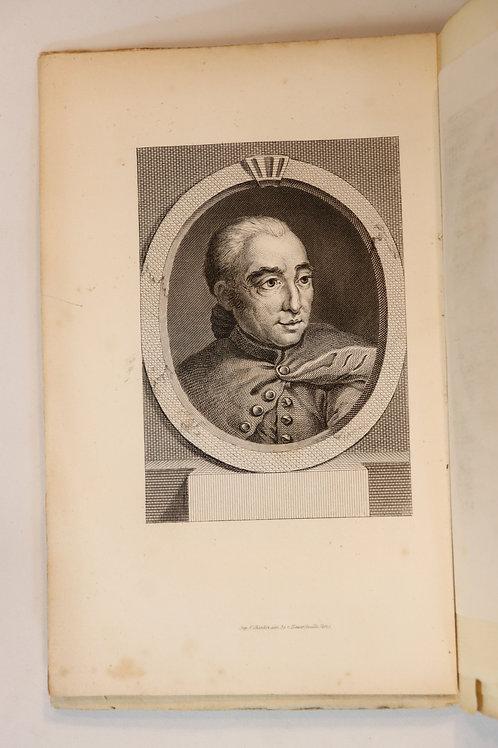 Charles Monselet. Rétif de la Bretonne (1858). Sa vie, son oeuvre. 1/40 ex. Holl