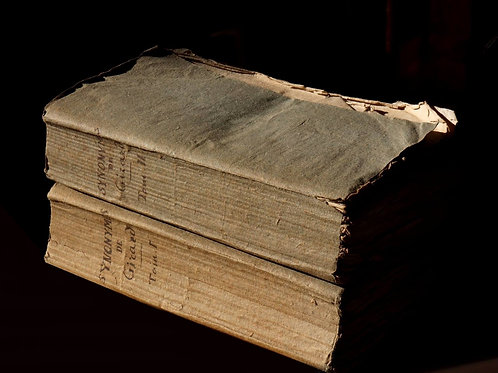 Abbé Girard. Les Synonymes français (1799). Bon exemplaire brochés.