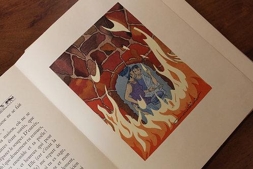 Lucius de Patras. L'Âne. Belle édition illustrée par André Didier. 1/50 Japon
