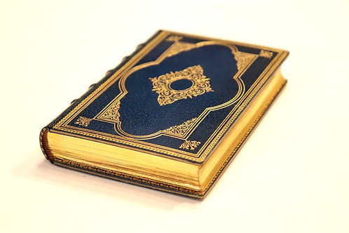 A. Berquin. Cl.-P. Marillier. Idylles. 1775. Superbe exemplaire relié maroquin.