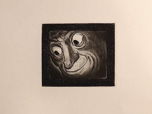 André Collot. Les Voyeurs (1930). Portfolio érotique de 12 planches originales.