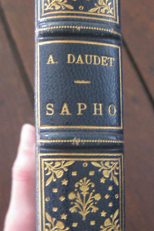 1888 Sapho moeurs parisiennes Daudet