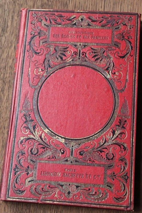 1880 Le monde animal Meunier Hachette cartonnage illustré Nature zoologie EO