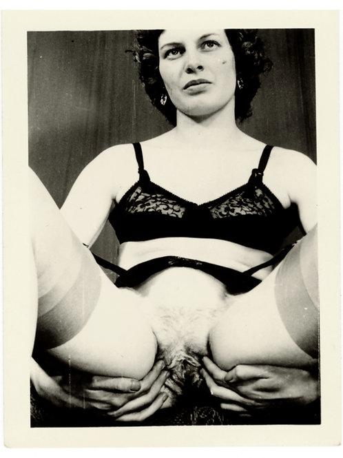 Photographie Amateur Vintage X (vers 1965). Ref. 045