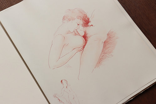 Amandine Doré. Florilège. Recueil de poésies érotiques. 40 compositions libres.