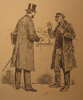 Le pauvre bouquiniste Debas (1812-1891)