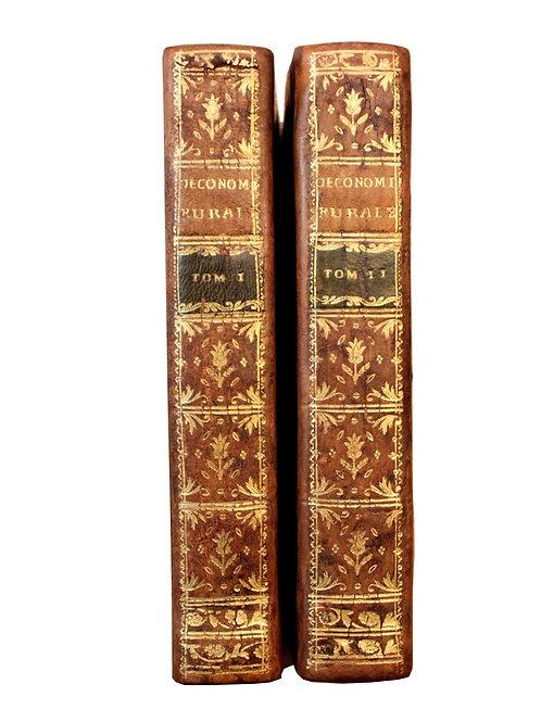 L'Economie rurale du Père Vanière traduite en français par Berland (1756)