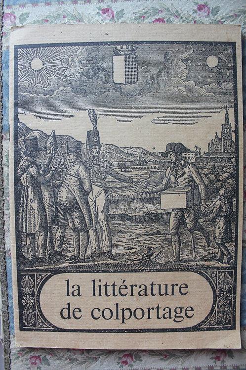 La Littérature de colportage bibliophilie populaire Troyes