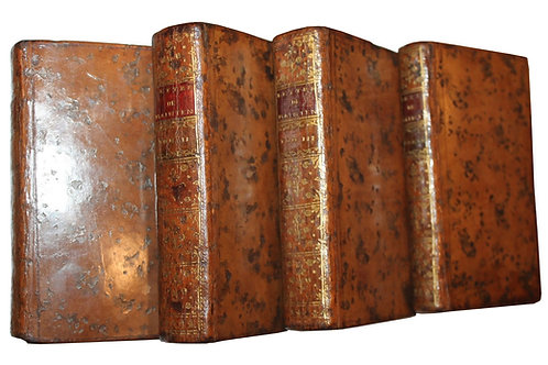 Les Lettres de Madame de Maintenon par La Beaumelle (1756)