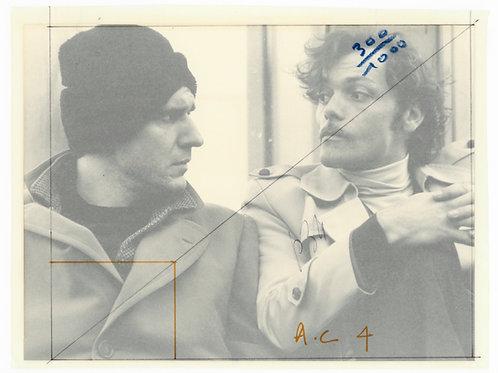 Alain Corneau. Série Noire (1979). Patrick Dewaere. Dossier de presse. Photos.