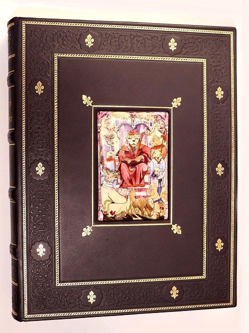 Le Roman de Renart ou Les Aventures de Maître Renart et d'Ysengrin son compère.