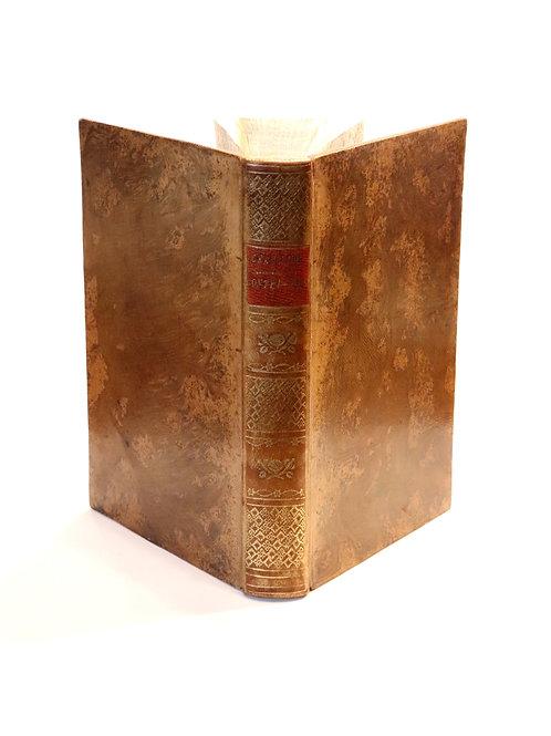 Chaussier. Recueil de trois ouvrages. 1790-1819. Toxicologie. Médecine légale.