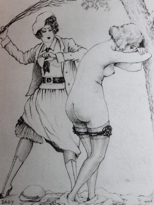 Confidences égarées par Liane Lauré (1932). 16 hélio de Dagy. Orties Blanches