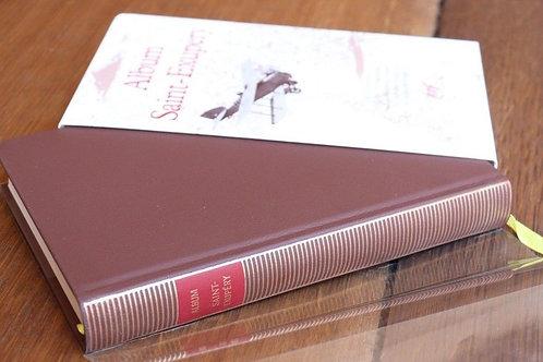 1994 Bibliothèque Pléiade Album Antoine Saint-Exupéry iconographie Gallimard