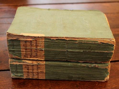 Traité de la formation mécanique des langues par Charles de Brosses (1799).