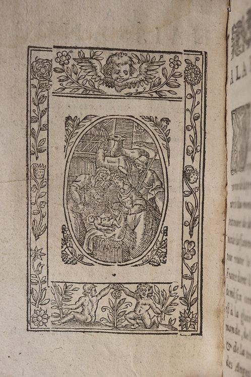 La Naissance Miraculeuse de la Chapelle de Bethléem en France (1610). Rare