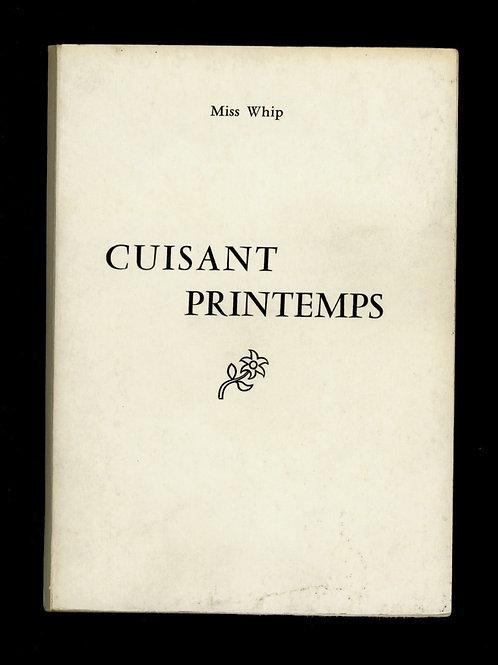 1965 Cuisant Printemps Miss Whip Delalu roman Fouetteuse Spanking fessée bdsm