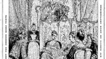 """A propos d'un artiste-éditeur : Georges Hurtrel (1835-?) un éditeur et des éditions """"Trop r"""