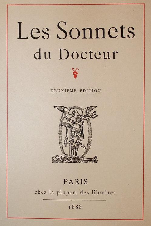 Les Sonnets du Docteur Camuzet (1888). Illustrations de Félicien Rops
