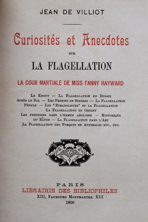 Curiosités et Anecdotes sur la Flagellation (1900). BDSM power ...