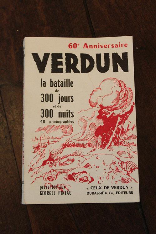 """1976 Verdun 60è anniversaire """"Ceux de Verdun"""""""