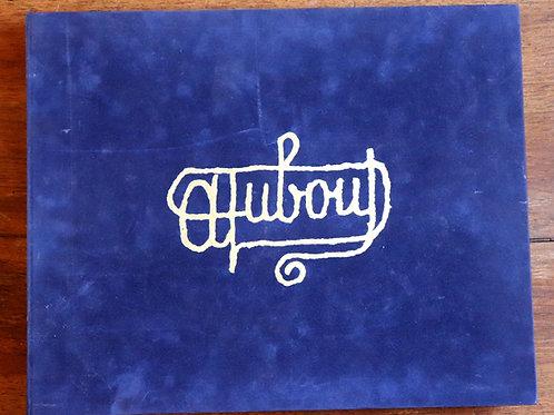 L'Oeuvre Secrète d'Albert Dubout (1982). 45 planches libres. Gay interest
