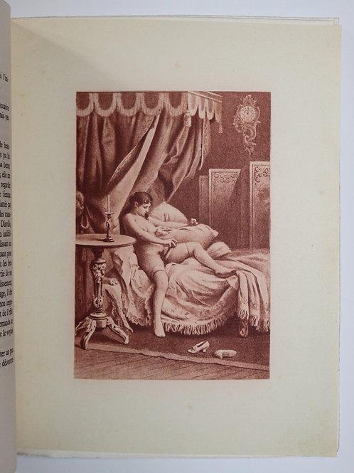 Le Portier des Chartreux de Gervaise de La Touche (1954). 9 illustrations libres