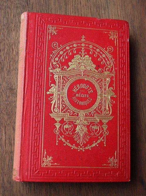 1882 Récits historiques Hérodote Humbert bibliothèque historique jeunesse