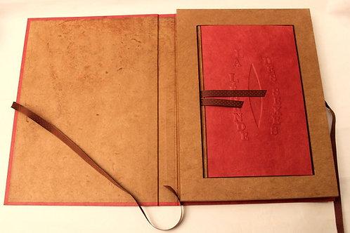La Légende des Sexes d'Haraucourt (1883). Reliure artistique contemporaine