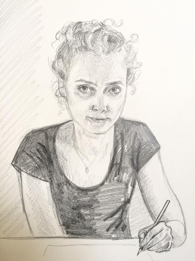 Autoportrait, 2019