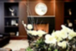 Foyer & Salon principal - Manoir Saint-Bruno - Saint-Bruno-de-Montrarville
