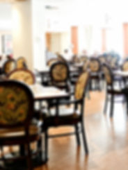 Salle-à-manger - Manoir Saint-Bruno