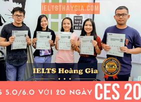 Thêm 5 thí sinh đạt Ielts cam kết T5/2017