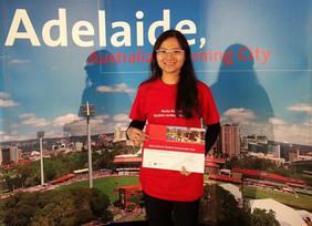 Buổi trao đổi về chủ đề du học cùng Ms.Phuong Tu Nguyen - fellow Researcher.