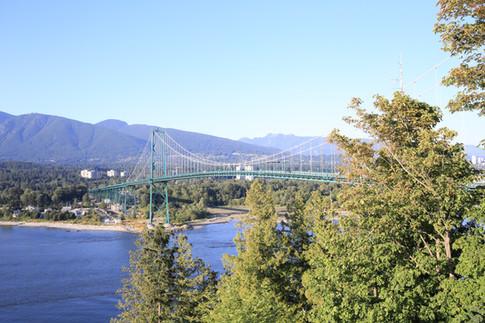 Lion Gate Bridge- Vancouver- Canada