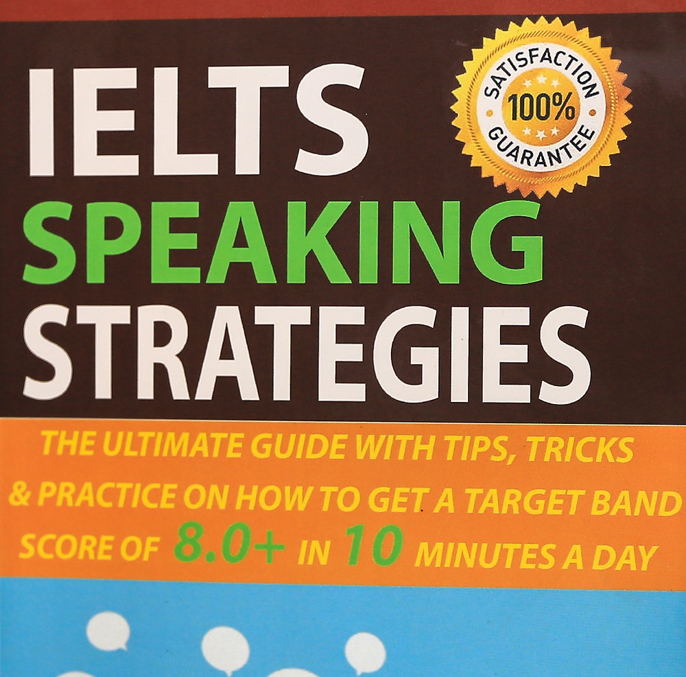 IELTS SPEAKING PART2
