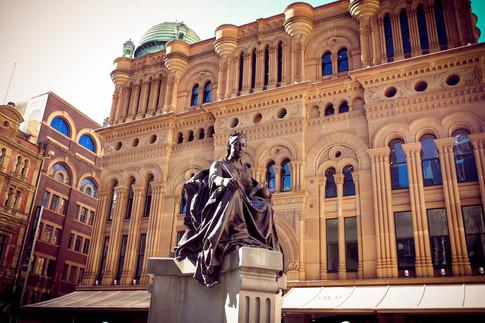 Victoria Buidling- Sydney 2016