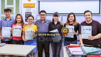 they all got their target scores for 20 days of IELTS